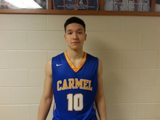 Sterling Brown carmel basketball